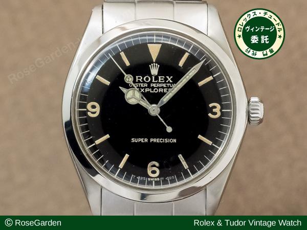 best loved b5256 86e32 ロレックス ヴィンテージ エクスプローラー Ref.5500 スーパープ ...